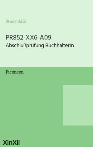 PR852-XX6-A09