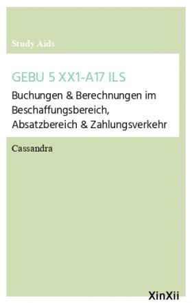 GEBU 5 XX1-A17 ILS