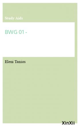 BWG 01 -