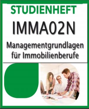 Geprüfter Immobilienmakler SGD-Fernkurs776 (IMMA02N-XX) Note 1