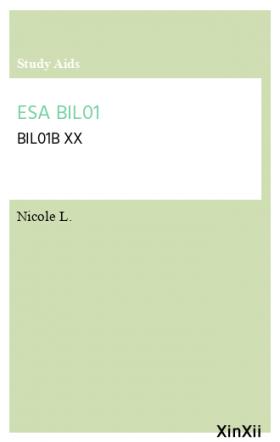 ESA BIL01