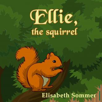 Ellie, the squirrel
