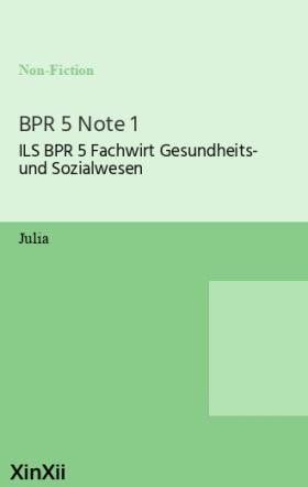 BPR 5 Note 1