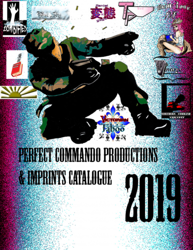Perfect Commando Productions and Imprints Catalogue 2019
