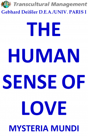 THE HUMAN SENSE OF LOVE