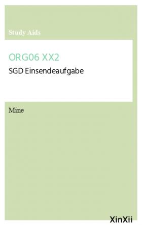 ORG06 XX2