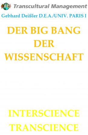 DER BIG BANG DER WISSENSCHAFT
