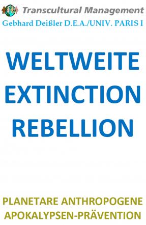 WELTWEITE EXTINCTION REBELLION