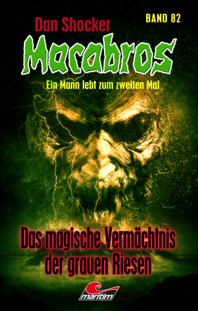 Dan Shocker's Macabros 82