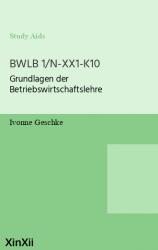 BWLB 1/N-XX1-K10
