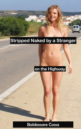Stripped Naked by a Stranger on the Highway