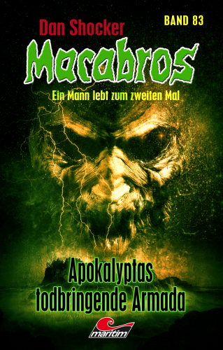 Dan Shocker's Macabros 83