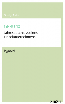 GEBU 10