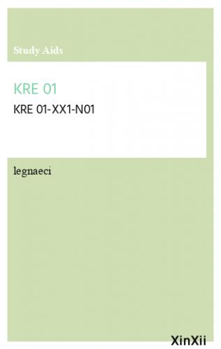 KRE 01