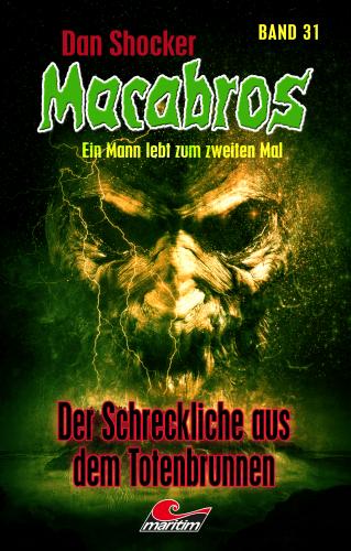 Dan Shocker's Macabros 31