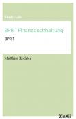 BPR 1 Finanzbuchhaltung