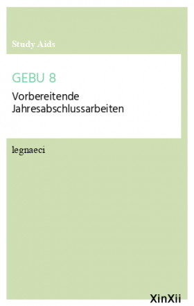 GEBU 8