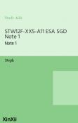 STW12F-XX5-A11 ESA SGD Note 1