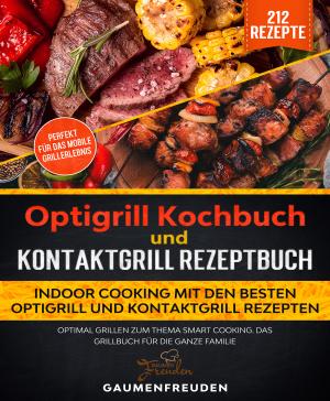 Optigrill Kochbuch vs. Kontaktgrill Rezeptbuch