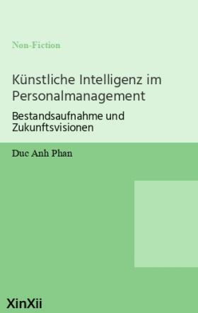 Künstliche Intelligenz im Personalmanagement