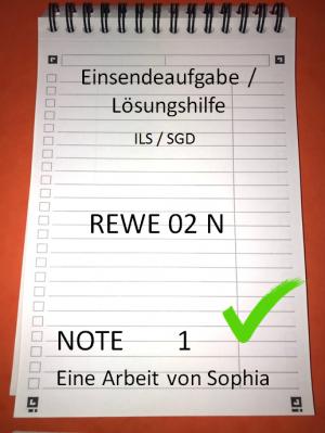 REWE 2 N // REWE02N => NOTE 1 // 100 Punkt