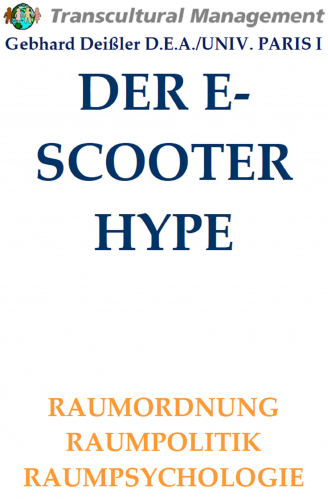 DER E-SCOOTER HYPE
