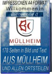 Impressionen aus dem Markgräflerland: Müllheim und Ortsteile