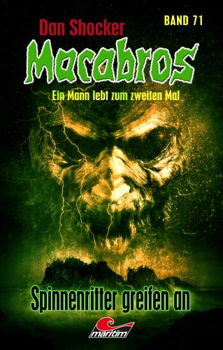 Dan Shocker's Macabros 71