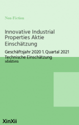 Innovative Industrial Properties Aktie Einschätzung