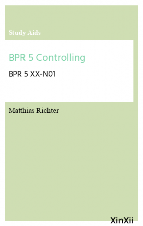 BPR 5 Controlling