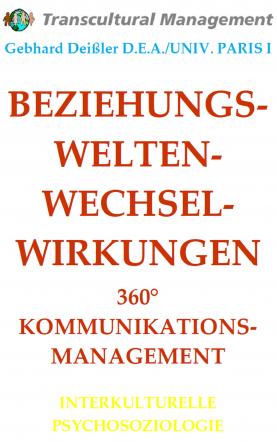 BEZIEHUNGSWELTEN-WECHSELWIRKUNGEN