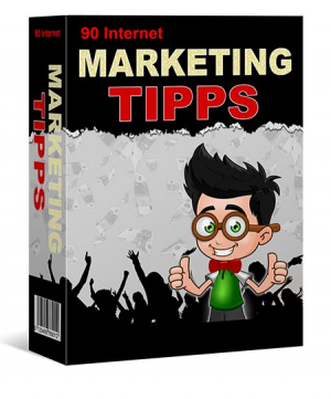 90 Internet Marketing Tipps+Software