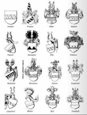 The noble Polish family Aksak.