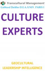 CULTURE EXPERTS