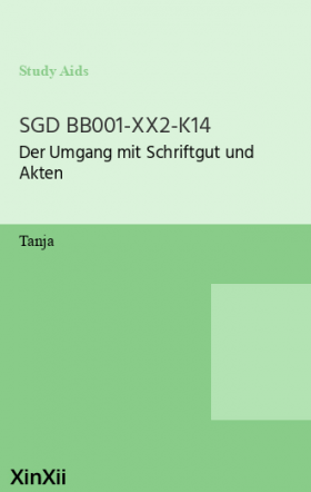 SGD BB001-XX2-K14