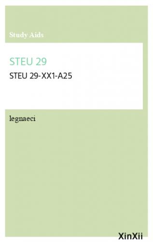 STEU 29