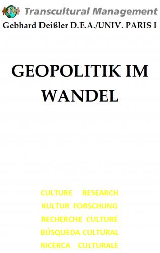 GEOPOLITIK IM WANDEL