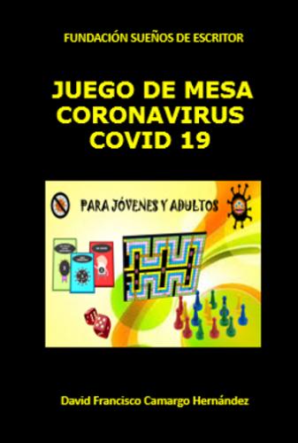 CORONAVIRUS JUEGO DE MESA (QUÉDATE EN CASA)
