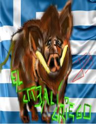 El jabalí griego (TOMO UNO)