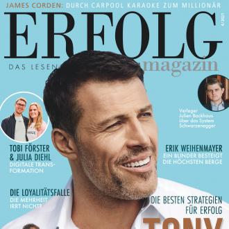 ERFOLG Magazin 4/2021 - Mindset in Krisenzeiten