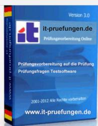 ACI Prüfung Zertifizierung 3I0-013 Prüfungsfragen