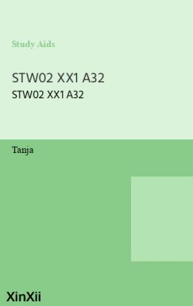 STW02 XX1 A32