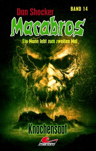 Dan Shocker's Macabros 14