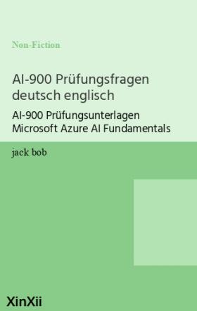 AI-900 Prüfungsfragen deutsch englisch