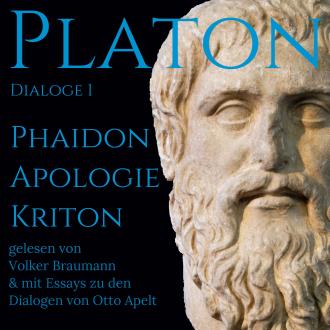 Platon Sämtliche Dialoge (Teil 1) Apologie Kriton Phaidon