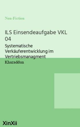 ILS Einsendeaufgabe VKL 04