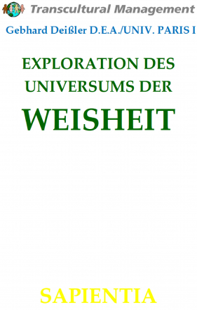 EXPLORATION DES UNIVERSUMS DER WEISHEIT