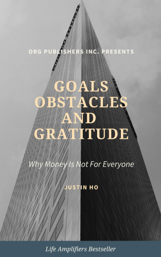 Goals Obstacles and Gratitude