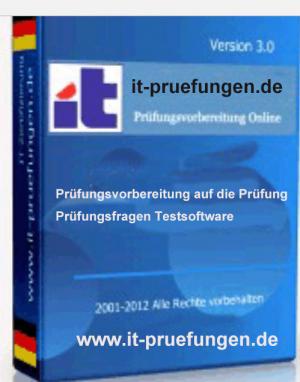 SAP ERP 6.0 Exam C_ISR_60 orig. Prüfungsfragen
