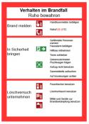 Word-Vorlage Brandschutzordnung